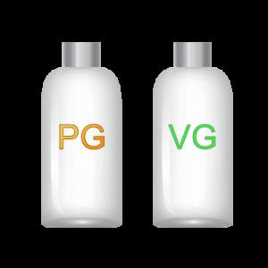 Flacon PG/VG