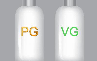 Comment choisir son taux de PG/VG en fonction de ses goûts