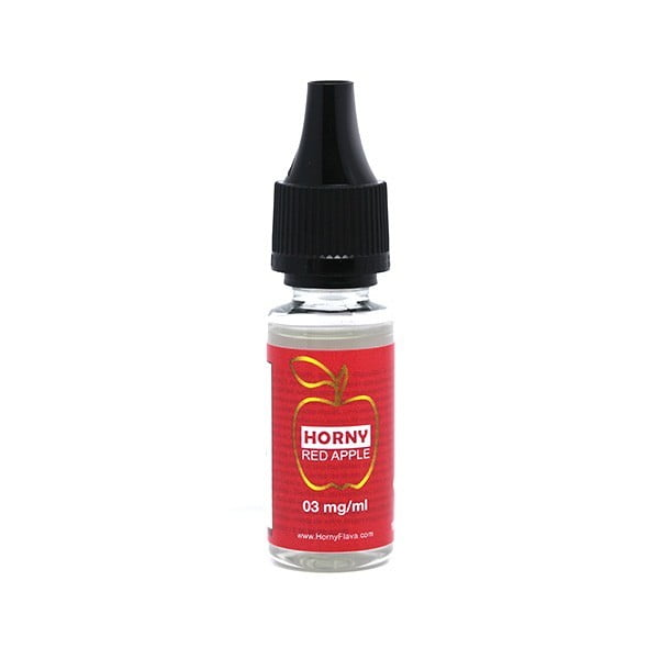 horny-red-apple-10ml-horny-flava