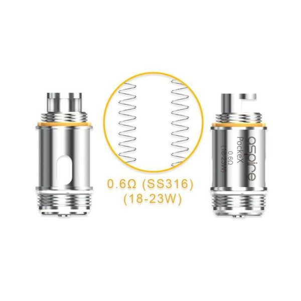 resistances-pockex-aspire-pack-de-5